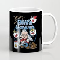 Bill's Mansion Mug