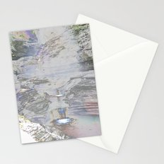 Chromascape 9 (Watkins Glen) Stationery Cards