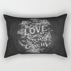 Harry Potter - The Ones That Love Us Rectangular Pillow