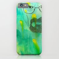 iPhone & iPod Case featuring Yo Mr White  by NikkiMaths