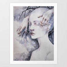Pheromones Art Print