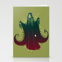 3 Witches Stationery Cards