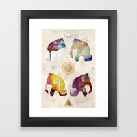 Elevated Options No#1 Framed Art Print
