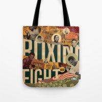 Dubelyoo Presents Bring The Pain Tote Bag