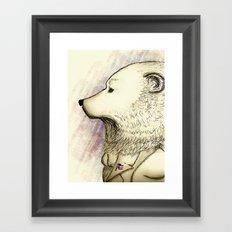 BEAR 2012 Framed Art Print