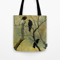 Secrets to be told Tote Bag