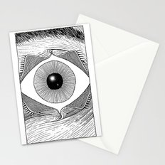 Subject Alpha Stationery Cards