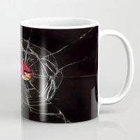 Angry Birds Breaking Gla… Mug