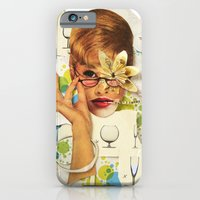 iPhone & iPod Case featuring Blaise | Collage by Lucid House