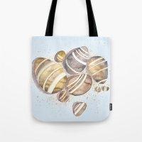 Pebbles Tote Bag