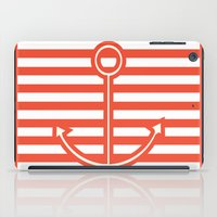 Sailing forward iPad Case