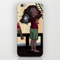 Yarr iPhone & iPod Skin