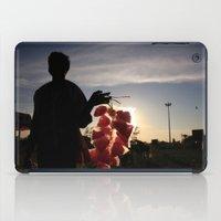 Cottoncandy Man iPad Case