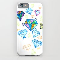 iPhone & iPod Case featuring You're A Gem by Krissy Diggs