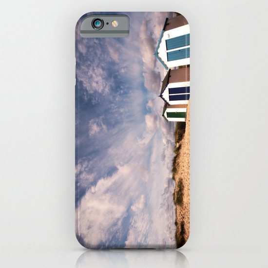 Southwold Beach Huts iPhone & iPod Case