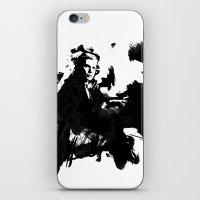 Glenn Gould - Canadian P… iPhone & iPod Skin