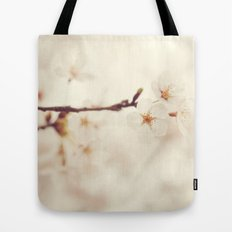 Ethereal Spring Tote Bag