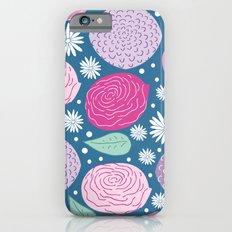 Mary Flower Slim Case iPhone 6s