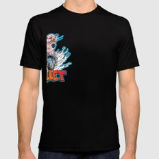 hamwallet  Black Mens Fitted Tee SMALL