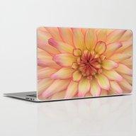 Dahlia - JUSTART © Laptop & iPad Skin