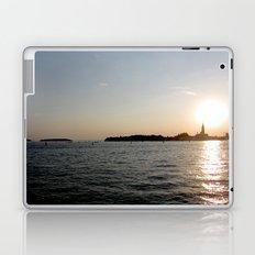 sunset - venice Laptop & iPad Skin