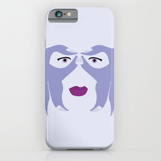 Hand Mask iPhone & iPod Case