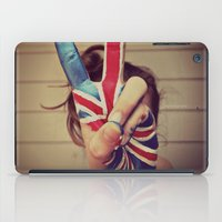 peace iPad Case