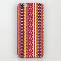 Palmette iPhone & iPod Skin