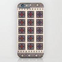 Ethnic Art 1 iPhone 6 Slim Case