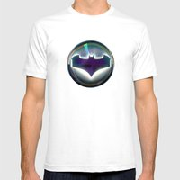 Drops Of Superhero #1... Mens Fitted Tee White SMALL