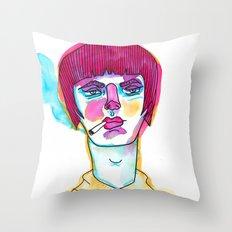 120215 Throw Pillow