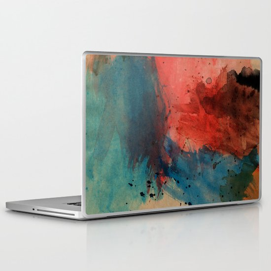 Attack in Surfers Paradise Laptop & iPad Skin