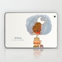 Nothing Is Out Of Reach Laptop & iPad Skin