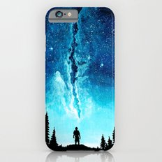 Alone In The Galaxy iPhone 6 Slim Case