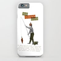 The fisher king iPhone 6 Slim Case