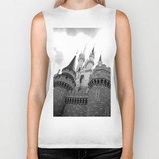 Disney Castle Biker Tank