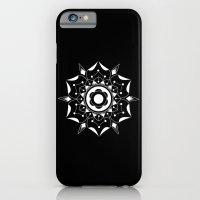 Geometric Flower iPhone 6 Slim Case