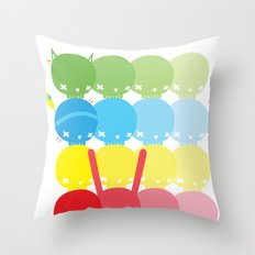 PRAYING RE:MEMBER  Throw Pillow