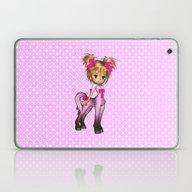 Elf Pony Pinkie Pink Laptop & iPad Skin