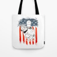 The Hero Of Our Time Tote Bag