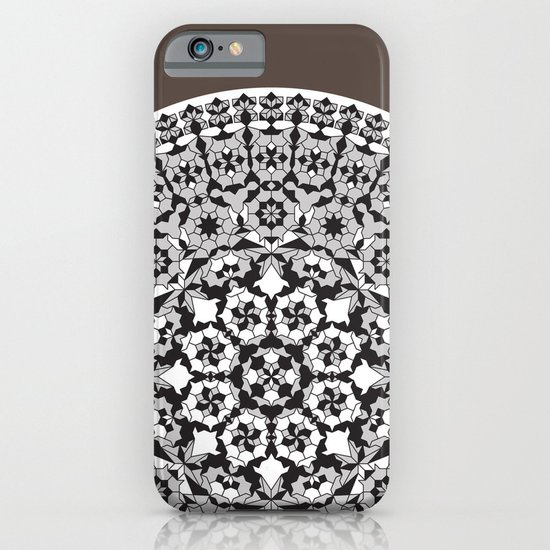 Khatem Rosette 005 | Coffee iPhone & iPod Case