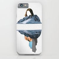 iPhone & iPod Case featuring The Pace Is Glacial by Christopher Berry