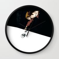 Grow Old, Die Alone Wall Clock