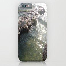 tide pools iPhone 6s Slim Case