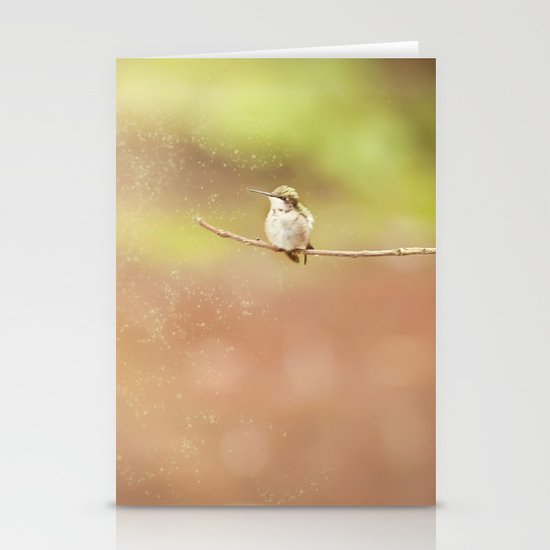 Sitting Pretty Stationery Card