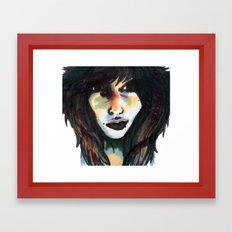Emmuh Framed Art Print