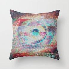 Soul Eye Throw Pillow