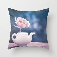 The Small Things Throw Pillow
