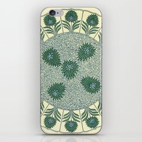 Chinese Pattern 1 iPhone & iPod Skin