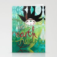Eart(H)eart Stationery Cards